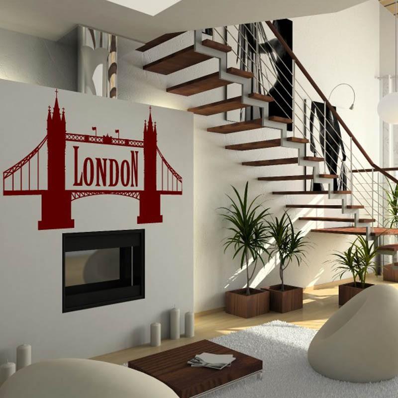 Sticker mural Ville Londres