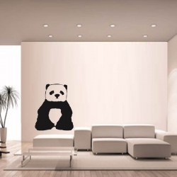 Sticker mural Animal Panda