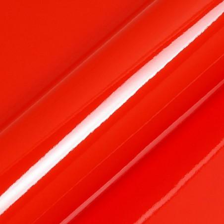 Vinyle adhésif au mètre couleur rouge brillant