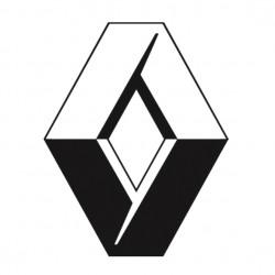 Sticker autocollant adhésif marque Renault