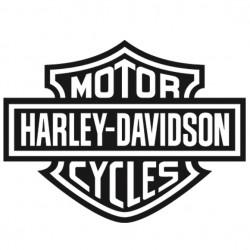 Sticker autocollant adhésif marque Harley Davidson