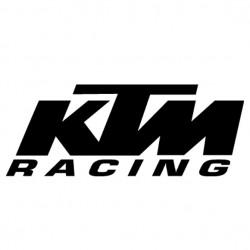 Sticker autocollant adhésif marque Ktm racing