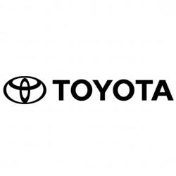 Sticker autocollant adhésif marque Toyota