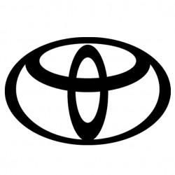 Sticker autocollant adhésif marque Toyota ref 2