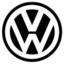 Sticker autocollant adhésif marque Volkswagen