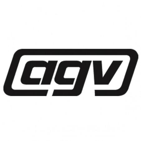 Sticker autocollant adhésif marque Agv