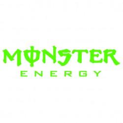 Sticker autocollant adhésif marque Monster energy ref 2