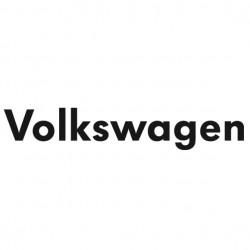Sticker autocollant marque Volkswagen ref 2