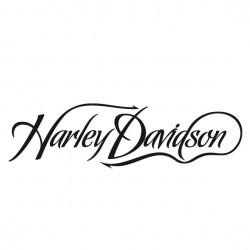 Sticker autocollant marque Harley Davidson